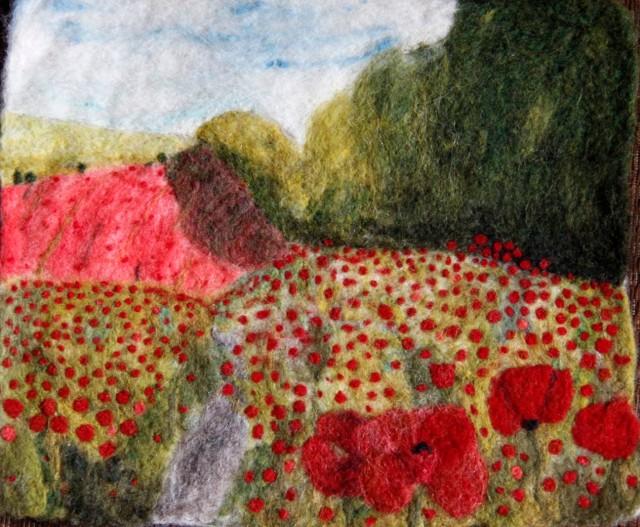 Edited Poppy Fields