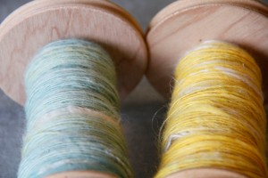 close up spun