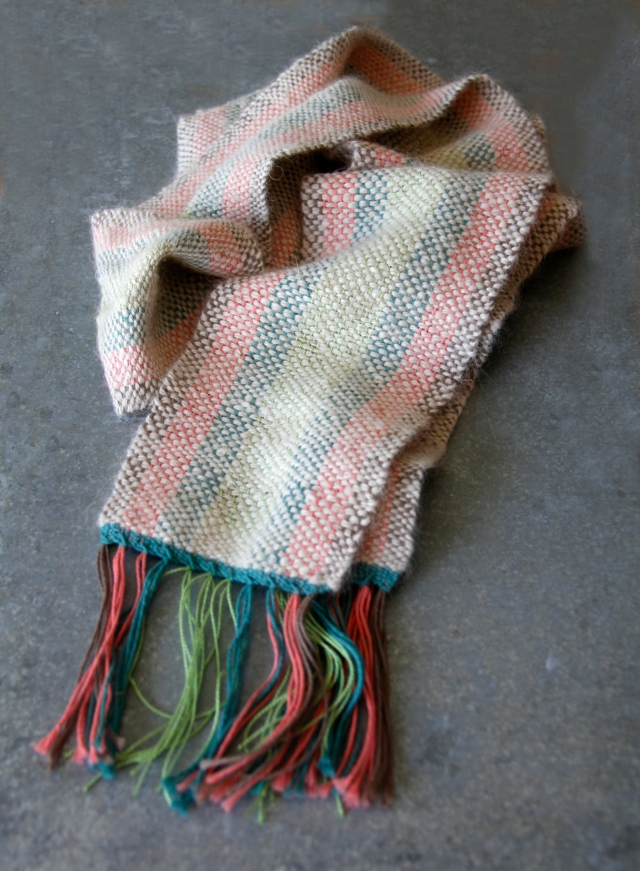 angora scarf, hand woven, womens gifts, what to buy for mothers day, easter, hand made scarf, hem stitching, angora scarf